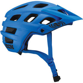 IXS Trail RS Evo Casco, fluo blue